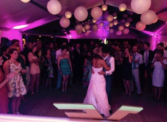 dj of band voor je bruiloft inhuren